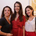 Renata Azevedo, Aura Rafaela Ferrari, Vitoria Fleck
