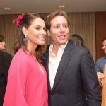 Renata Queiros e Jose Ermirio de Moraes