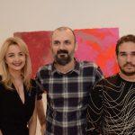 Simone Cadinelli, Hugo Houayek e Raphael Fonseca