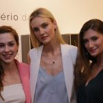 Sophia Abraão, Acrol Trentini e Paula Lacroix