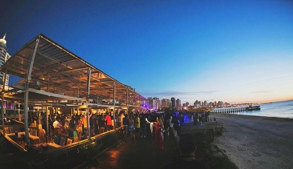 1a edição da Punta Bet On Music na Ovo Beach Club (outubro de 2017)