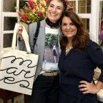 lisabeth de Lima e Silva e Martha Scodro