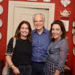 Ângela Rocco, Ricardo Stambowsky e Monica Marinho