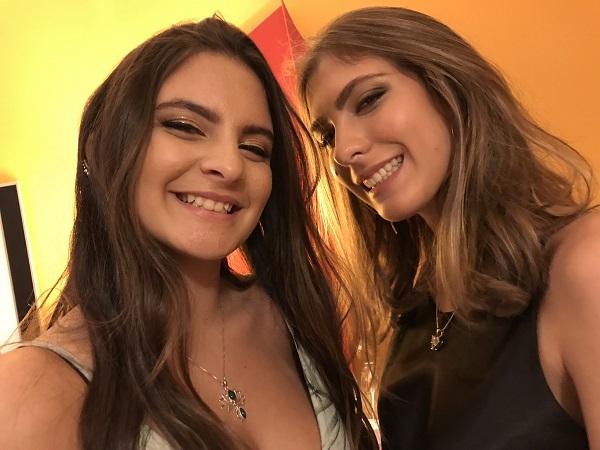 Antonia e Ana Julia: amigas para sempre festejam juntas seus 15 anos