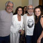 Aderbal Freire Filho, Marieta Severo Paulo José e Inês Peixoto