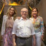 Adriana Alves, Alberto Sabino e Jaqueline Barreto