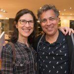 Adriana Sanglard e George Patiño