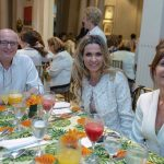 Alberto Sabino, Adriana Alves e Rosangela Percu