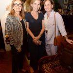 Alice Medici, Henriqueta Gomes e Bebel Niemeyer