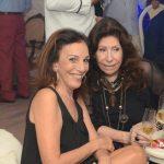 Alicinha Silveira e Anna Maria Tornaghi