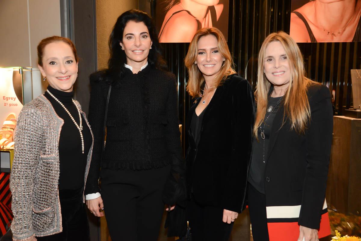 Daniella Sarayba, Ana Botafogo e Antonia Frering são homenageadas noNatal Rio Design Leblon