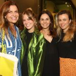 Ana Claudia Dias, Nathalia Medeiros, Geisa rabelo e Eduarda Braga