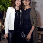 Ana Holck e Beth Jobim