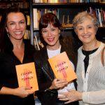Ana Paula Araujo, Mariana Ximenes e Ana Lucia Torre
