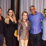 Andre Serra, Renata Santos, Bia Lettiere, Rodrigo Perrone e Santiago Lettiere