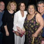 Ary Coslov, Renata Sorrah, Marieta severo, Teuda Bara e Paulo Betti