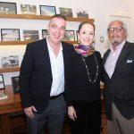 Bayard Boiteux, Ana Botafogo e Marinho