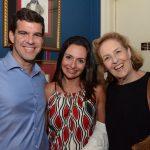 Bernardo Murgel, Roberta Werner e Rosana Dana