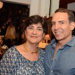 Beth Baere e Leo Araujo