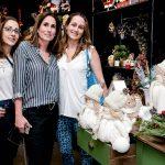 Betty Notari, Carol Abitbol e Ana Victoria Lins
