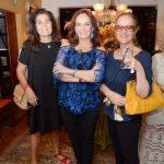 Bia Borges, Sueli Stambowsky e Beth Paula Machado