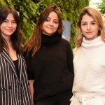 Bruna Alicia, Ana Carolina Soares e Isabella Riggio