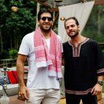 Bruno Cury e José Moreira