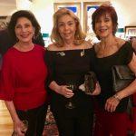 Carmem Silvia Peltier, Patricia Medeiros e Lucia Severiano Ribeiro