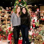 Carol Abitbol e Luana Fister