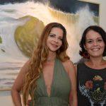 Charlote Lisboa e Luciane Valença