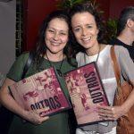 Claudia Assunção e Dani Barros
