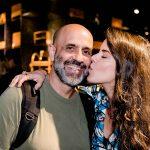 Claudio Gomes e Luciana Novis