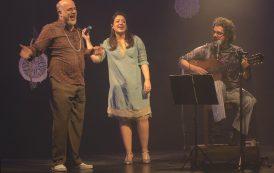 Musical sobre Vinicius de Moraes está em temporada na Laura Alvim