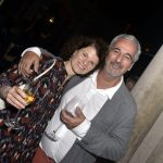 Cristina Canale e Chico Cunha