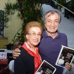 Dalal Achcar e Antonio Cícero
