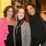 Dani Marie, Ana Botafogo e Daniele Messeca