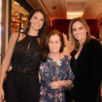 Daniella Sarayba, Rosa Célia e Georgia Buffara