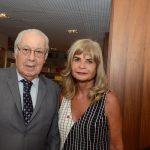 Dr. Alexandre Ribeiro e Rita Cortez (Pres IAB)