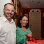 Eduardo Machado e Mirna Bandeira de Mello