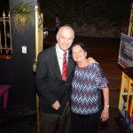 Elsimar Coutinho e Eliane Coutinho