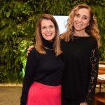 Eugênia Maia e Helena Montanarini