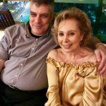 Fábio Cuiabano e Sandra Naslausky