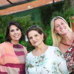 Fabiana Leite, Angela Magalhães e Dayana Antunes
