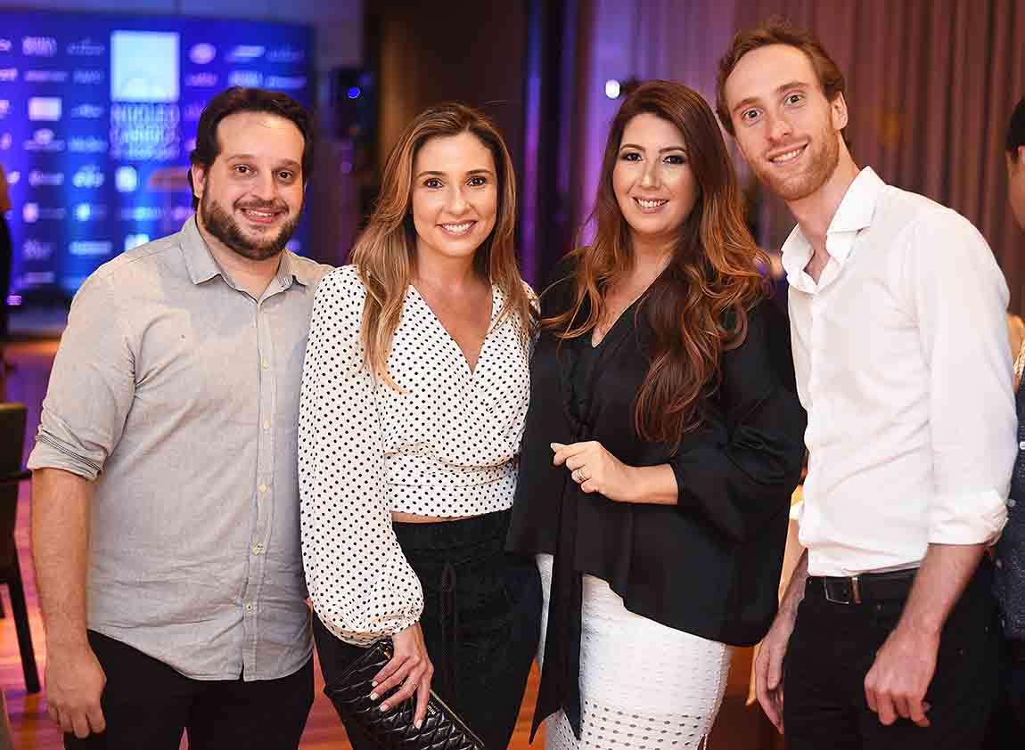 Núcleo Carioca de Decoração e arquitetos comemoram a Premiação Anual
