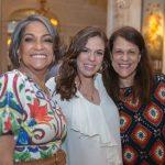 Fernanda Britto, Manoela Cesar e Tereza Reis