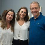 Gabi Indio da Costa com Cris e Gustavo Padilha