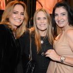 Georgia Buffara, Monica Goes Mendes de almeida e Gilza Velloso