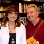 Gloria Perez e Edney Silvestre