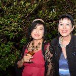 Hanna e Yacy Nunes