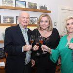 Joaquim Moreira, Bernardete Simonelli e Beth Accioly
